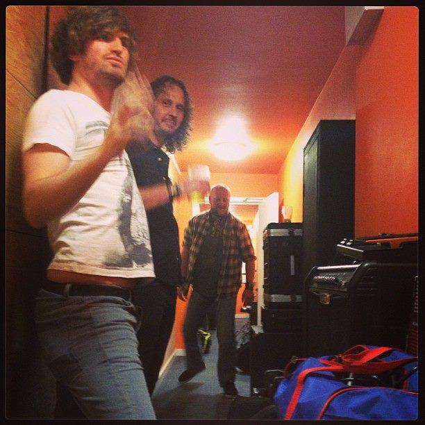 boa backstage