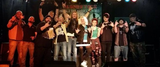 Resin Win Their Metal To The Masses Semi Final 20th April 2014