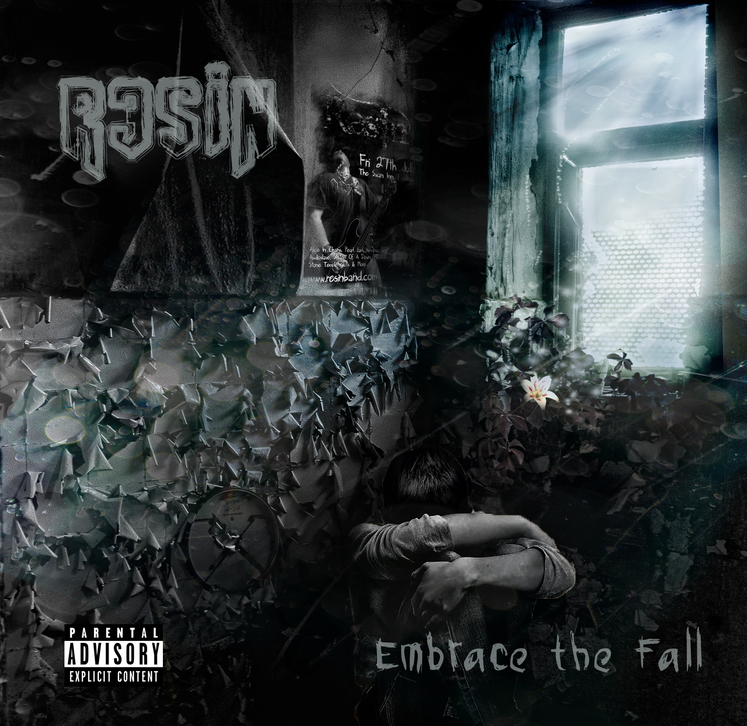 embrace the fall album cover